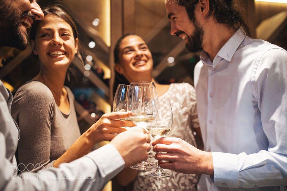 Игри и вино за обвързани - Dixit